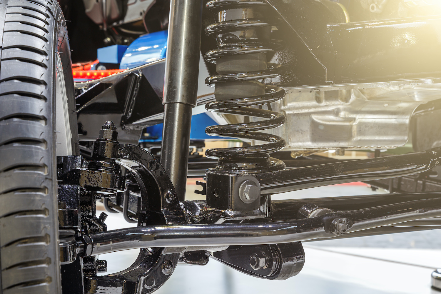 How Often Does the Suspension System Need Maintenance?